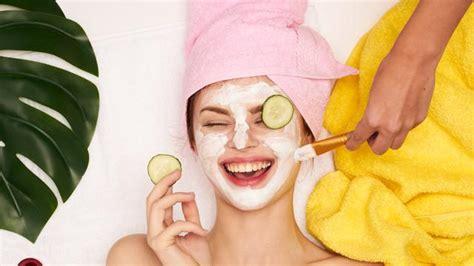 membuat masker beras  kulit wajah bebas