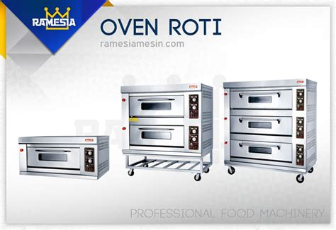 Oven Roti Bakery oven roti the best gas deck oven ramesia mesin