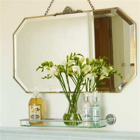 retro bathroom mirror period style bathroom ideas vintage mirrors shower