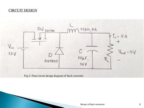 buck converter with tapped inductor design of buck converter