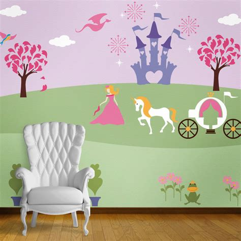 Stencils For Rooms by Perfectly Princess Bedroom Wall Mural Stencil Kit For
