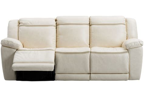 ivory loveseat isabel ivory reclining sofa at gardner white