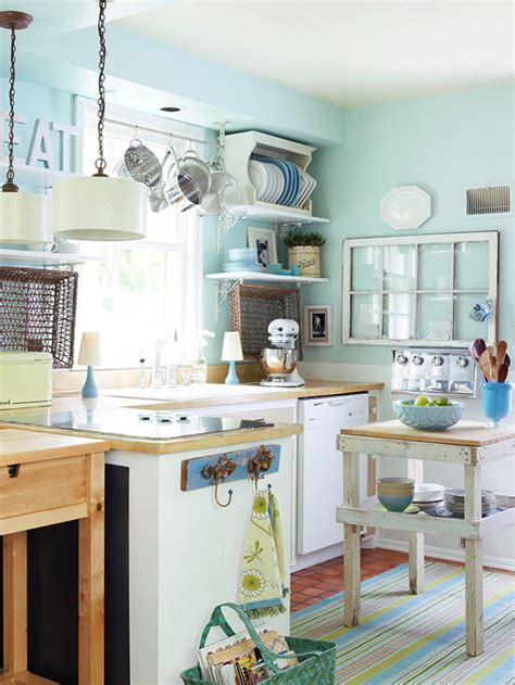 Small Kitchen Design Pinterest by Small Kitchen Inspiration Decorating Your Small Space