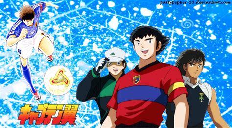 film anime sepakbola terbaik 38 gambar captain tsubasa pemain sepak bola terbaik