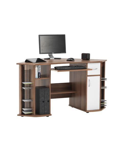Home Office Computer Workstations Corner Computer Workstation Aw12106 121 Office Furniture