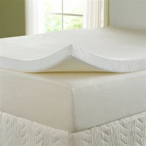 memory foam bed topper memory foam mattress topper single small double double