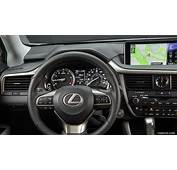2016 Lexus RX 350  Interior Dashboard HD Wallpaper 96