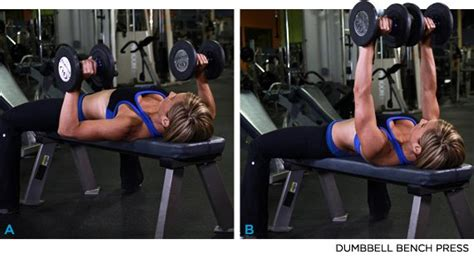 chest exercises dumbbells without bench how to build 6 pack abs
