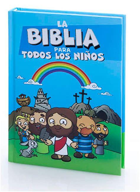 libro biblia para ninos edicion libros cristianos para ni 241 os biblias y actividades