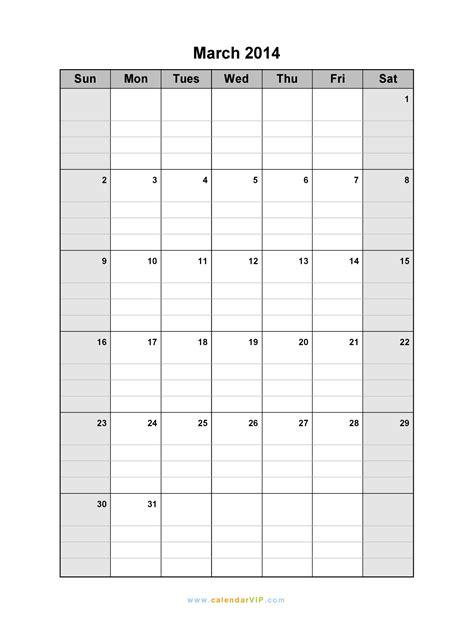 Calendar March 2014 Image Gallery March 2014 Calendar