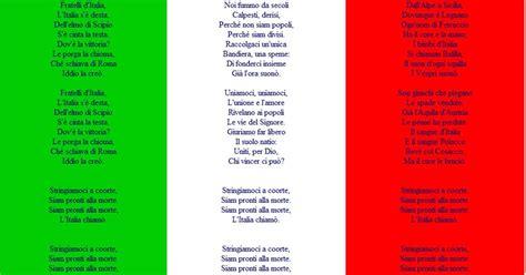 marzo 1821 testo la voce di roma mameli canto di un giovane italiano