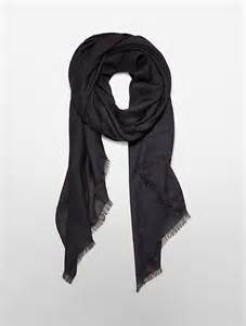 calvin klein silk scarf where to buy how to wear