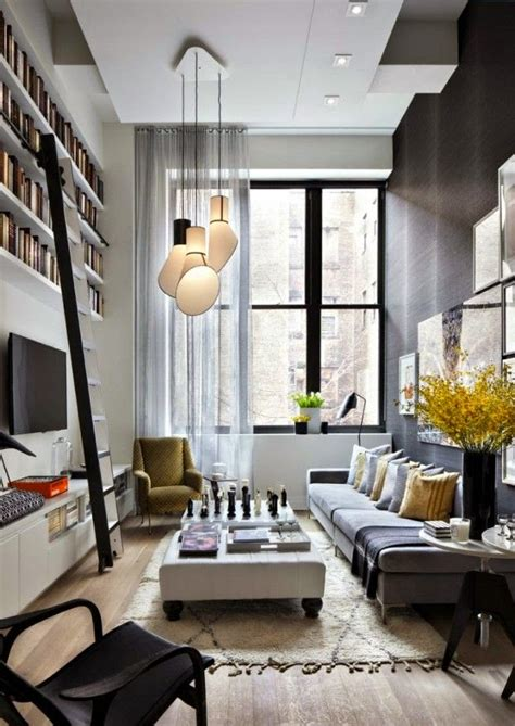 stylish functional solutions  decorating narrow