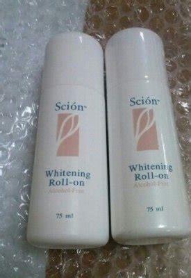 Jual Deodorant Scion by Scion Whitening Roll On Deodorant Pemutih Surabaya