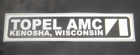 amc jeep emblem randall xr gremlin