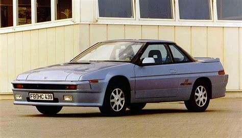 subaru xt 1989 1985 subaru subaru xt carsaddiction com