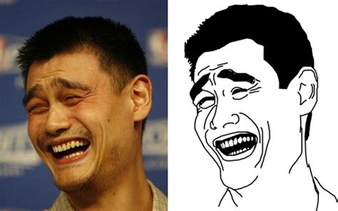 Yao Ming Meme - chinese stereotypes national stereotypes