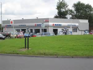 Suzuki Dealers Uk Suzuki Dealership 169 Mike Kirby Cc By Sa 2 0 Geograph