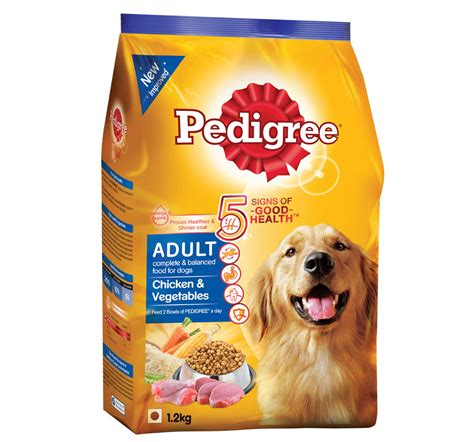 Pedigree Small Breed Chicken 1 5 Kg pedigree food chicken vegetables 1 2 kg