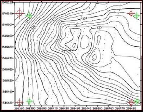 tutorial autocad curvas de nivel curvas de nivel a partir de polilineas paso 1 top webs de