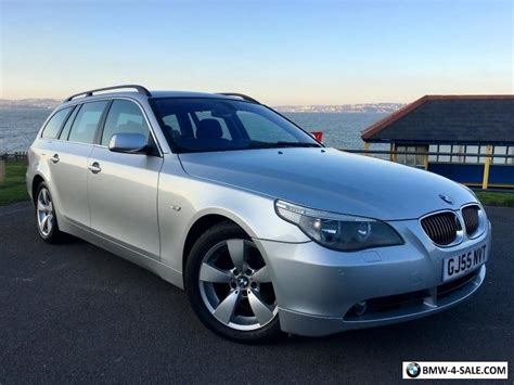 electric power steering 2005 bmw 525 parental controls 2005 estate 5 series for sale in united kingdom