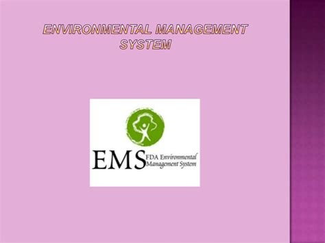 Environmental Management Mba Notes by Environmental Management System