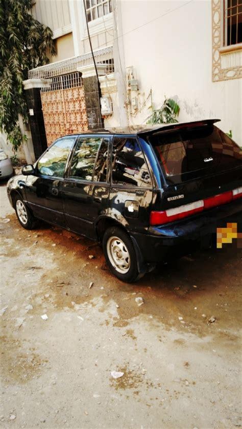 Suzuki Motors Karachi 2006 Suzuki Cultus Vxl For Sale In Karachi