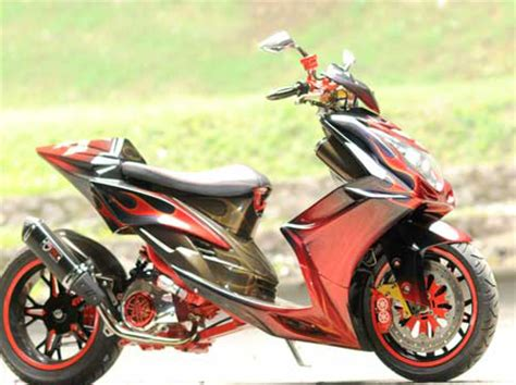 Lu Led Motor Mio Soul Gt modification yamaha mio soul gt harga motor indonesia