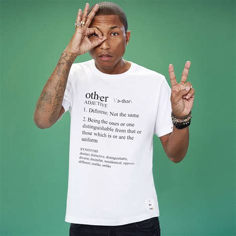 pharrell williams illuminati pharrell and uniqlo collaborate on apparel line