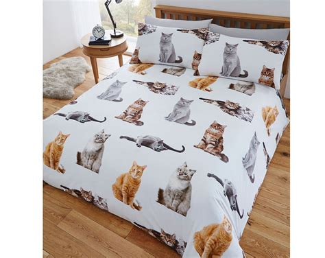 cat bedding cat bed duvet set kitty cute single double kinds pillow