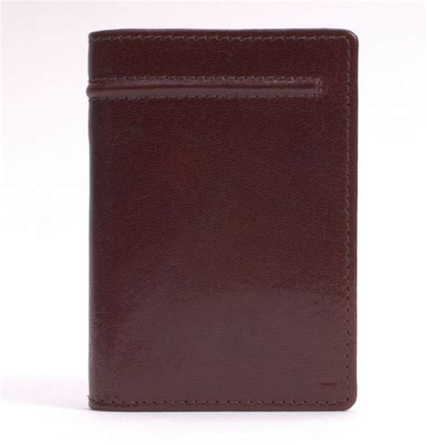 dents card wallet mocca italian leather dents wallets