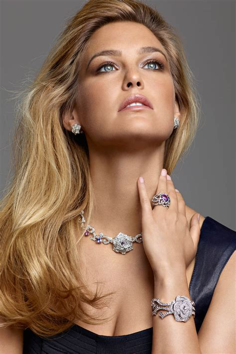 bar refaeli bar refaeli piaget 2012 jewelry collection