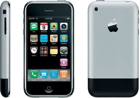 iphone a visual history the verge