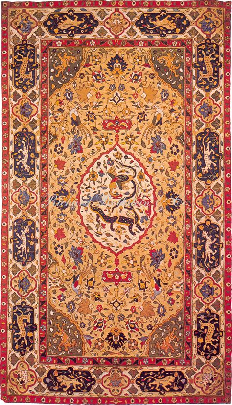 Isfahan Rugs by Images