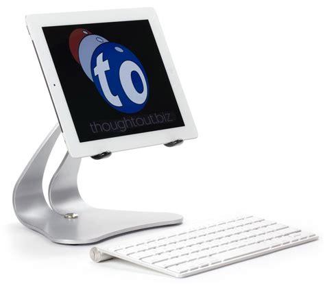 ipad pro desk stand stabile pro pivoting ipad stand for ipad 2 and original