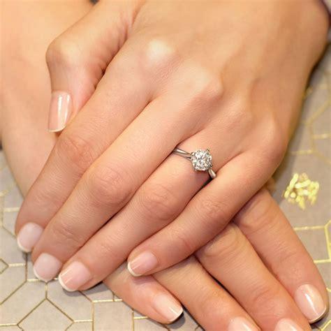 Windsor   Cabrilliant Cut Diamond En Ement  Ee  Ring Ee