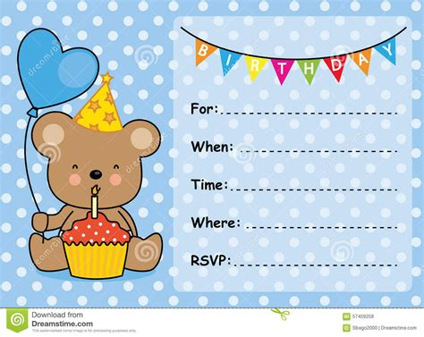 sles invitation card birthday children birthday invitation cards best ideas