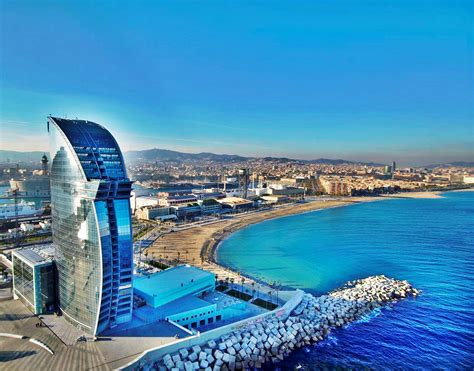 vacation places barcelona spain tourist destinations
