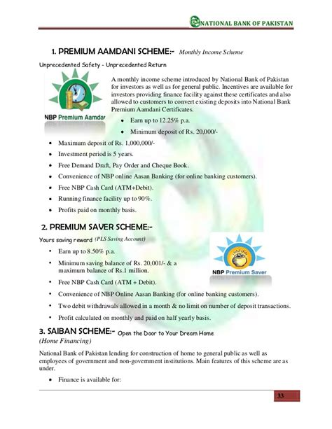 loan from national bank of pakistan national bank of pakistan analysis report