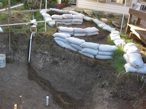 how to build a waterfall into a pool build your own pool this diy rock pool construction is
