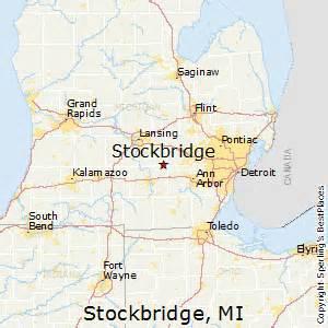 best places to live in stockbridge michigan
