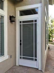 replacement patio screen door swinging screen door replacement