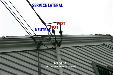 electric service wire to house electric service capacity florida home inspections