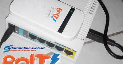 Modem Bolt 4g Mf90 cara setting modem bolt 4g lte di mikrotik
