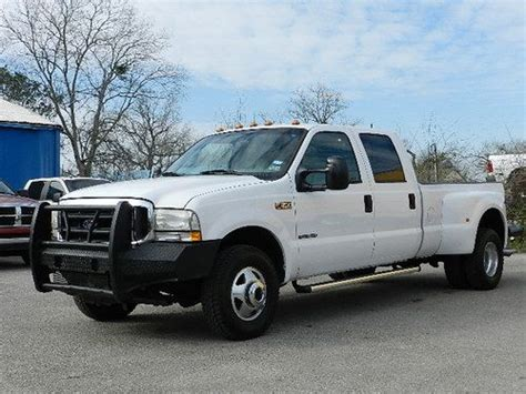 car owners manuals for sale 2002 ford f350 transmission control buy used 2002 ford f350 4x4 crew cab long bed dually 7 3l power stroke diesel manual tran in