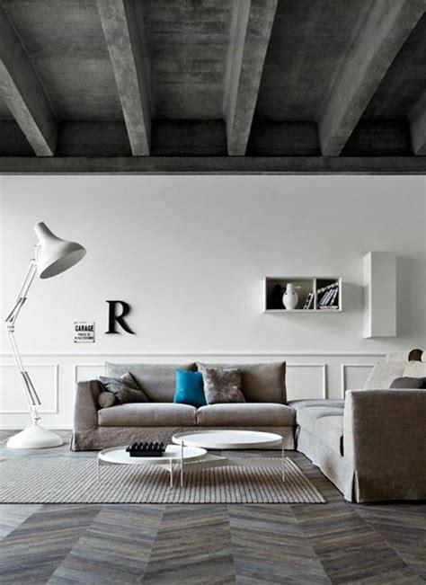 Floor L Living Room | feature floor ls in your industrial style living room