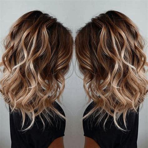 bayalage on medium layered hair 10 pretty layered medium hairstyles women shoulder hair