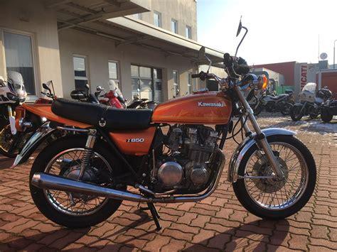Motorrad Gabel Service Wien by Gebrauchte Kawasaki Z 650 Z 650 B Baujahr 1977 43130 Km