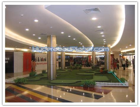 Hyderabad Shopping Malls Late Night Shopping Dining