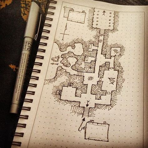 How To Make An Rpg On Paper - 17 best images about cartography on dungeon